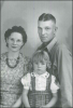 Bertha. Clyde and Kay Wakley 1944.png